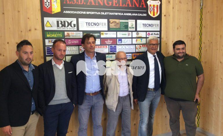 """Calcio, Eccellenza: al via """"l'Angelana di tutti"""" che chiama a raccolta città e tifosi"""