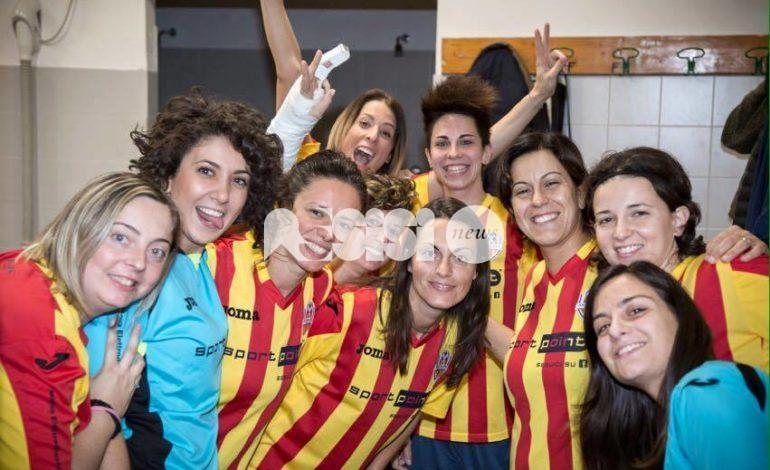 Angelana calcio a 5 femminile: la prima in serie A il 2 ottobre a Torgiano contro la Vis Fondi