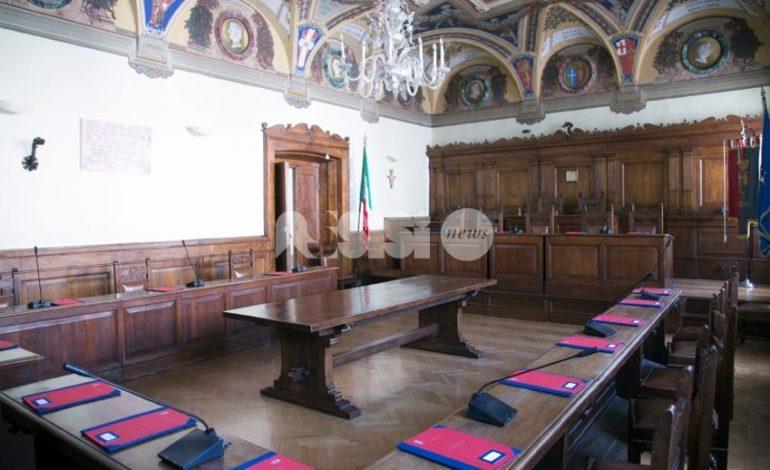 Consiglio comunale Assisi, Donatella Casciarri presidente; i membri delle commissioni consiliari