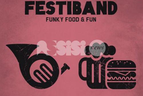 Festiband 2016, a Bastia Umbra musica e cibo di strada: il programma