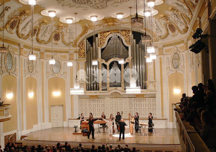 Mozarteum di Salisburgo: il 31 agosto 2016 il concerto a San Francesco
