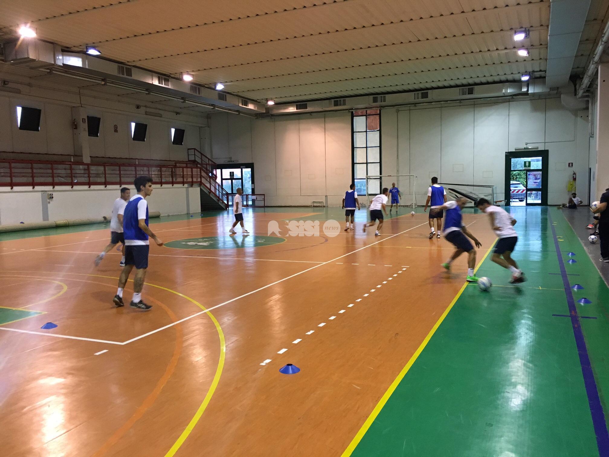 Angelana Calcio a 5 pronta per la serie B: partita ufficialmente con il raduno la nuova stagione