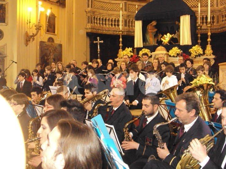 La Banda Musicale di Cannara dona 750 euro ai 'colleghi' di Accumoli