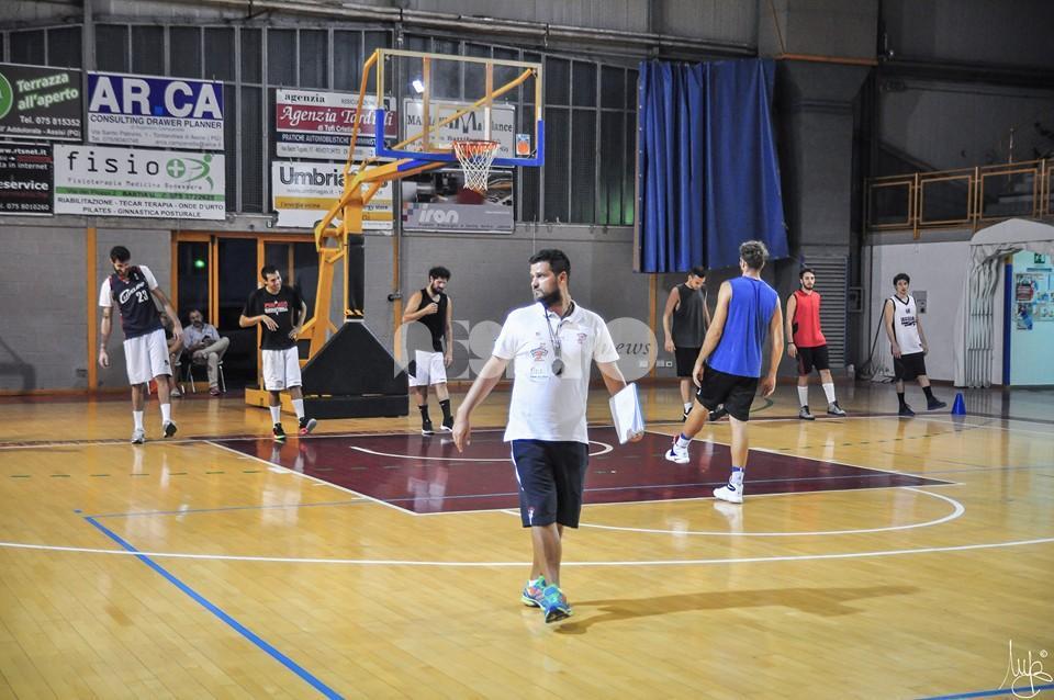 Basket Assisi: al via la nuova stagione agonistica 2016/2017