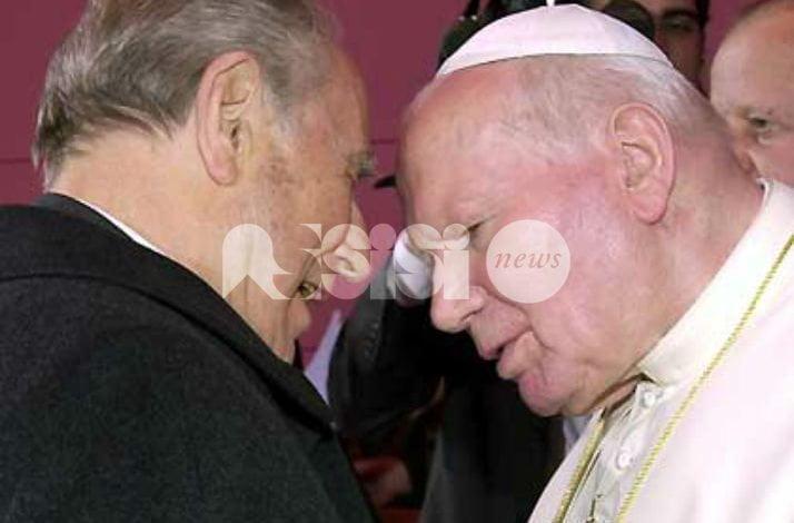 Morto Carlo Azeglio Ciampi: venne ad Assisi 3 volte