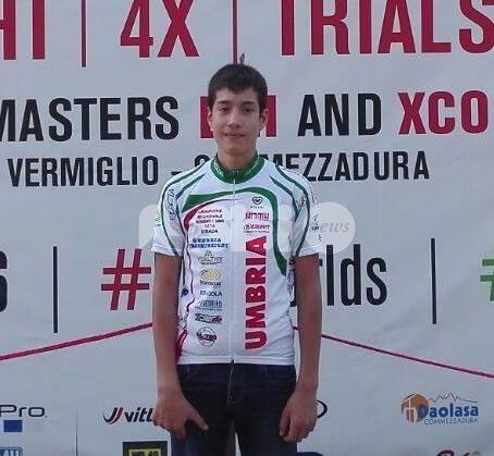 Ciclismo Mountain Bike: ottima prova di Riccardo Ricci nella Coppa Italia esordienti
