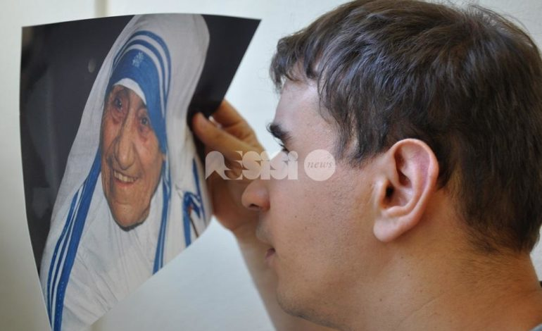 Canonizzazione di Madre Teresa: festeggiano anche Assisi e l'Istituto Serafico