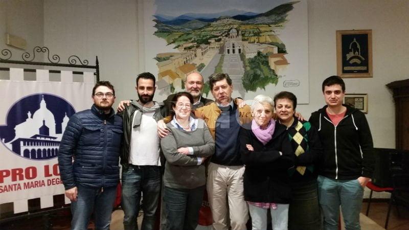 """Comunali 2016 Assisi, Luigino Ciotti (@ Sinistra): """"Pochi cambiamenti, vigileremo"""""""