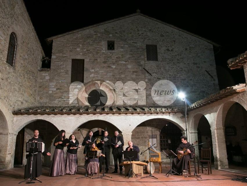 Festa del Cantico 2016, il concerto di Frate Alessandro Brustenghi: le foto