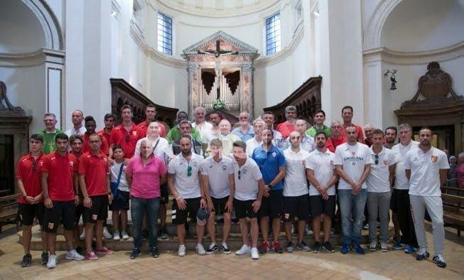 Celebrato ad Assisi il Giubileo dello Sport: nella Cattedrale di San Rufino tante società sportive