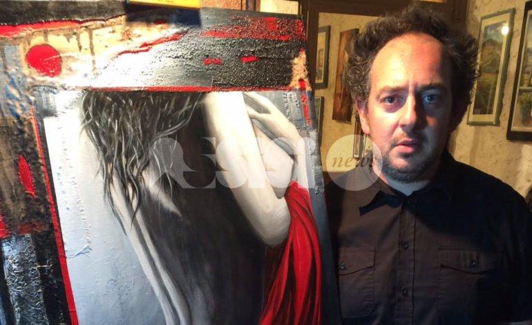 Grande successo a Cannara per l'esposizione dell'artista assisiate Armando Tordoni