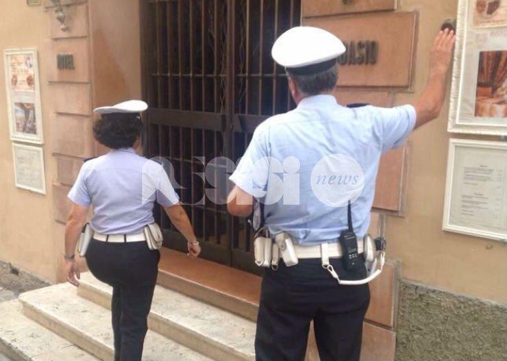 """Hotel Subasio chiuso, Proietti: """"Vigileremo per il rispetto dell'ordinanza"""""""