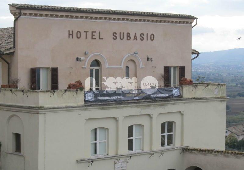 Hotel Subasio, il 7 settembre al Tar si decide sulla sospensiva
