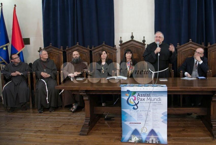 Assisi Pax Mundi 2016 al via: il programma di venerdì 14 ottobre