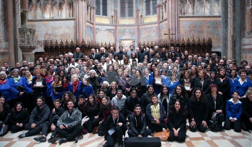 Assisi Pax Mundi 2016 termina: grande successo per la manifestazione