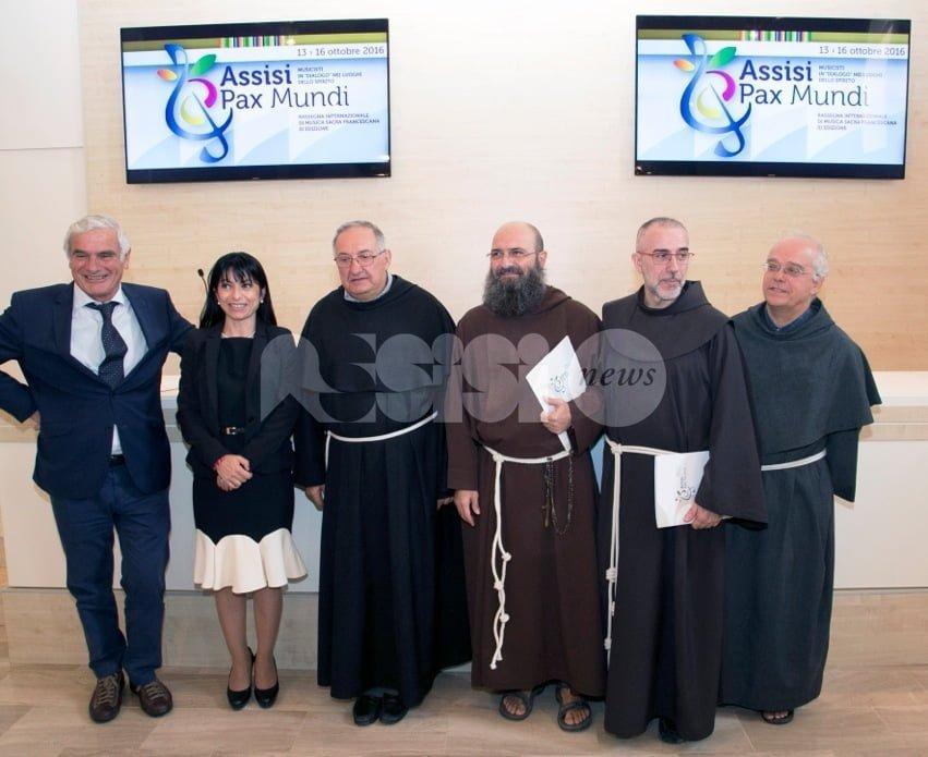 Assisi Pax Mundi 2016, il programma della rassegna musicale
