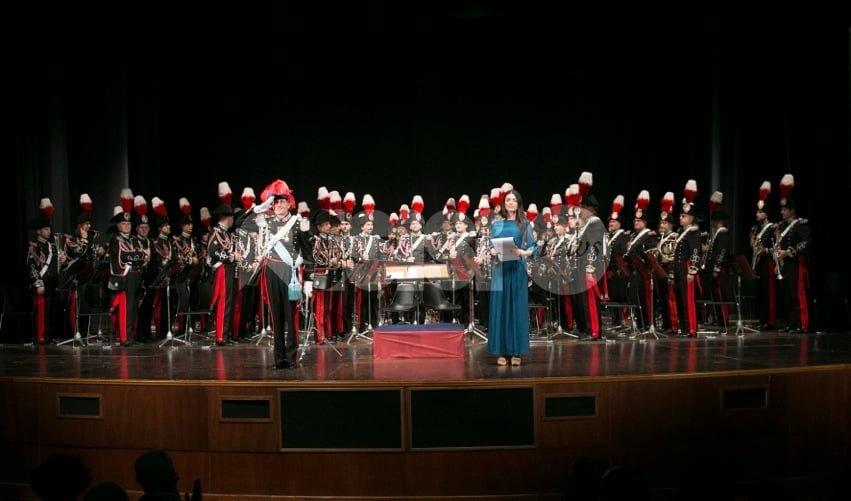 La Banda Musicale dei Carabinieri suona per i 145 anni del Serafico di Assisi