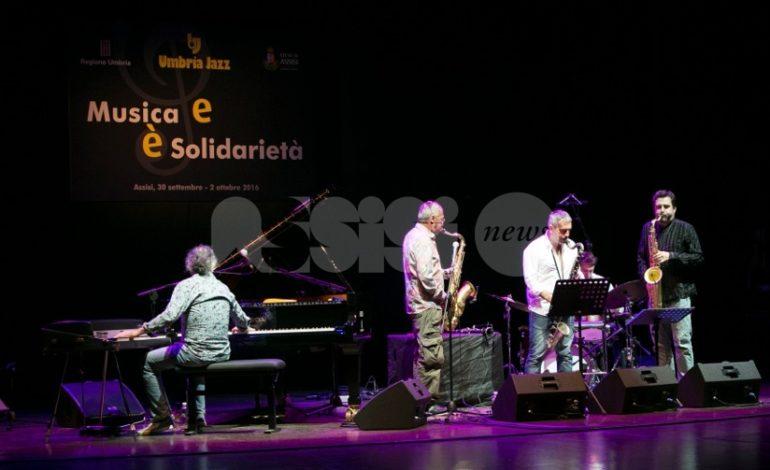 Umbria Jazz Assisi, Lyrick pieno per Fresu, Bollani, Marcotulli e Di Battista