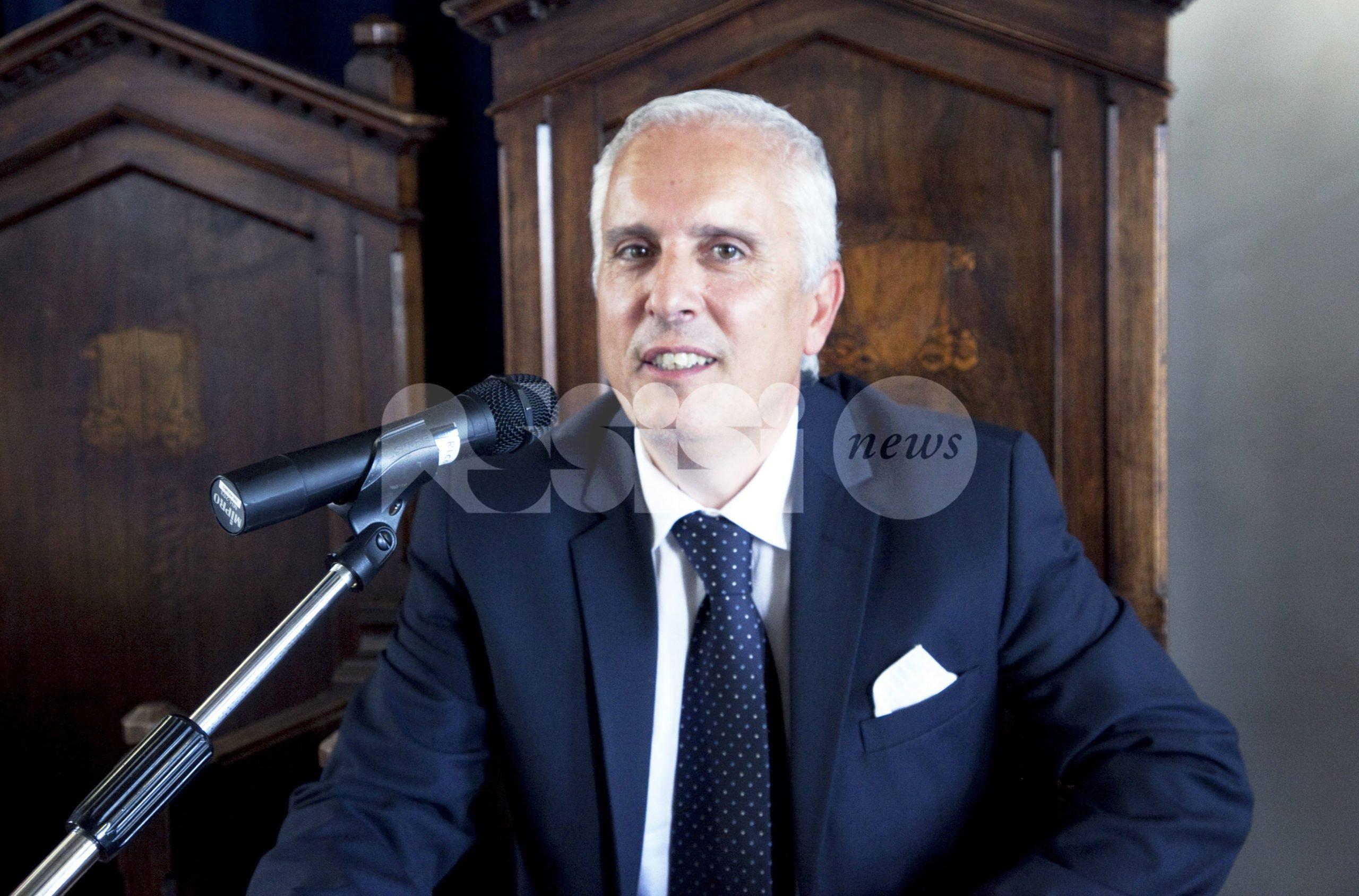 Vincenzo Di Santi confermato alla guida di Confcommercio Assisi-Valfabbrica