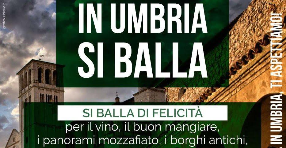 """In Umbria si balla (ma non si trema): la campagna dai social contro il """"terremoto mediatico"""""""