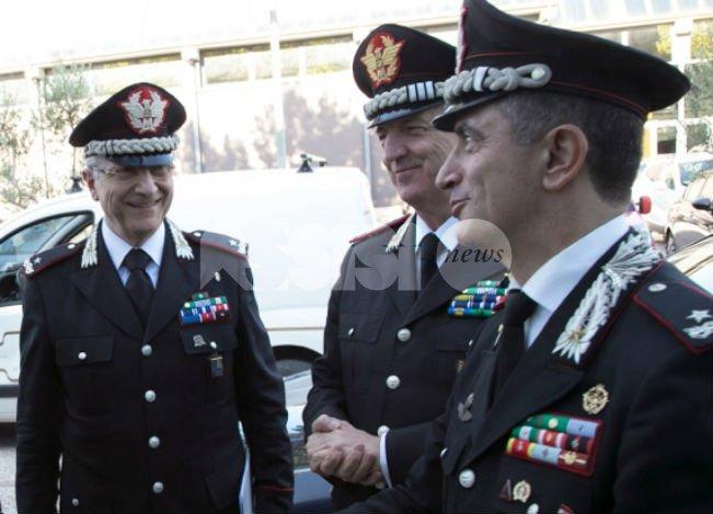 Il Maggiore Marco Vetrulli nuovo comandante dei Carabinieri di Assisi