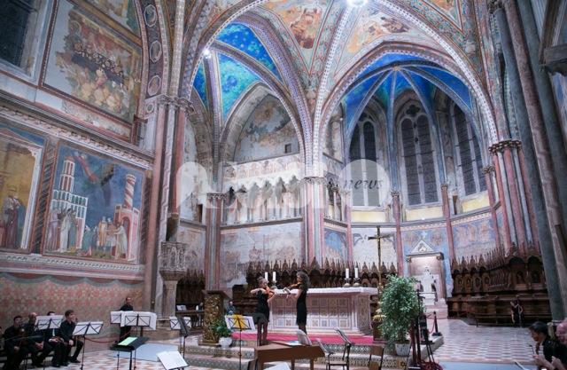 Orchestra Giovanile Europea in concerto a San Francesco: un grande successo