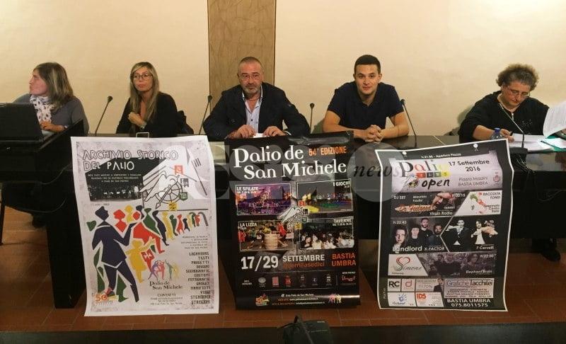 Palio de San Michele 2016: presentato il manifesto, il programma e PaliOpen