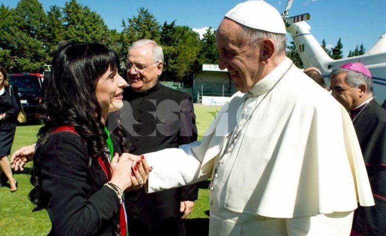 Lettera di Papa Francesco al sindaco di Assisi Stefania Proietti: il testo