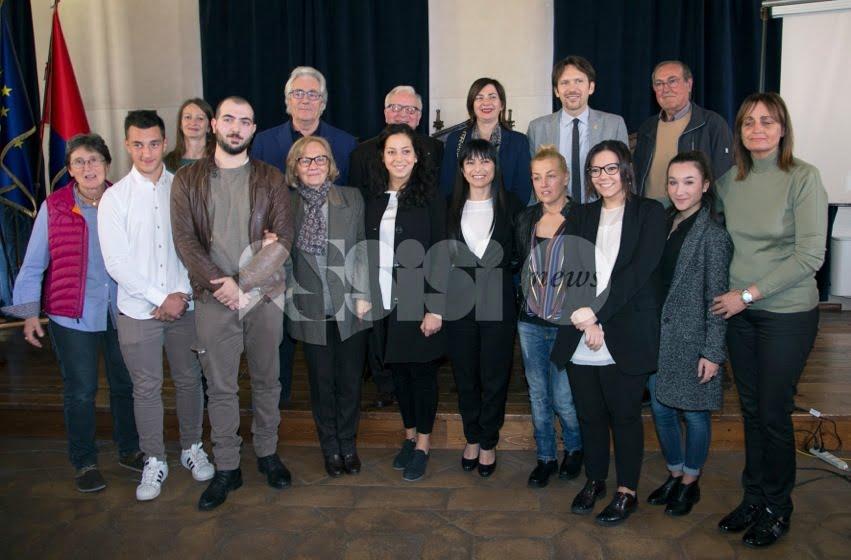 Premio Federico Falchetti 2016: premiati ad Assisi i vincitori