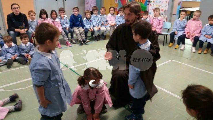 Infanzia Rinascita di Assisi premiata al concorso Festa degli Angeli