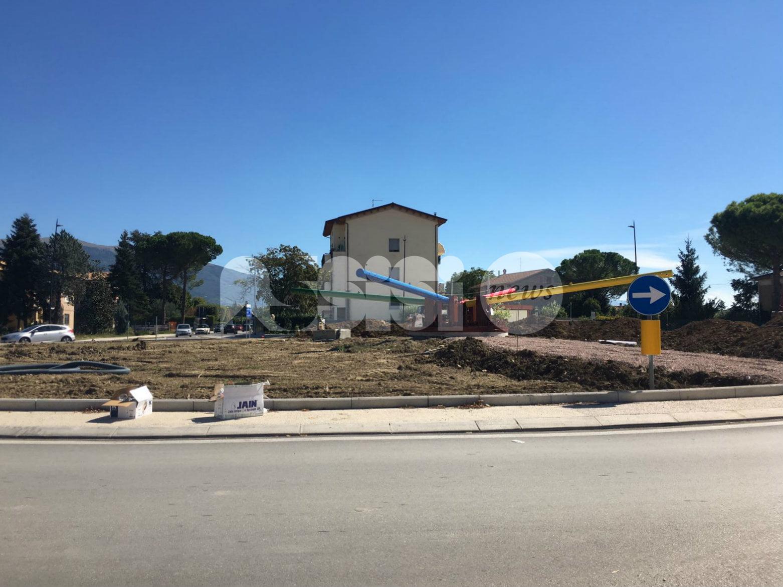 Rotatoria di Bastia Umbra, l'architetto Falcinelli risponde alle polemiche