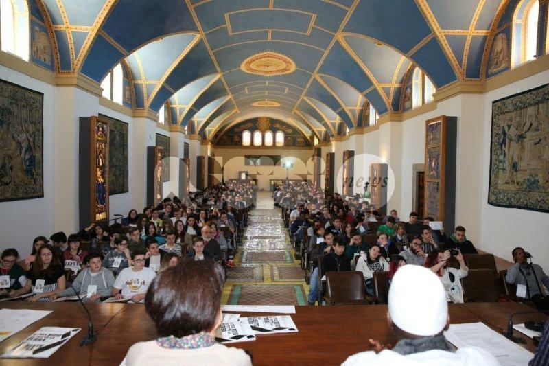 Meeting per la Pace 2016: le scuole riunite ad Assisi protagoniste su Radio 3