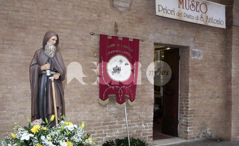 Salvare la 'Cappella Sistina' di S. Antonio Abate a Santa Maria degli Angeli: l'appello di Ginevra Angeli
