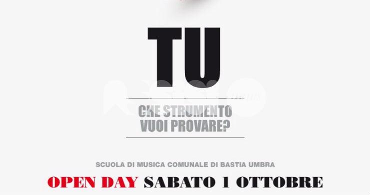 Scuola di musica a Bastia Umbra, al via i corsi: domani l'Open Day
