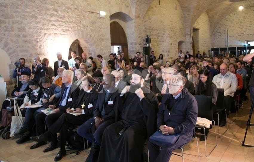 Sete di Pace: i panel del terzo e ultimo giorno e l'arrivo di Papa Francesco