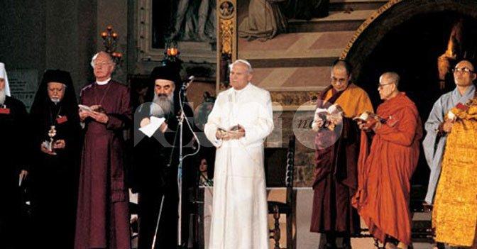 Sete di Pace 2016, il benvenuto del vescovo di Assisi e l'appello dei vegani