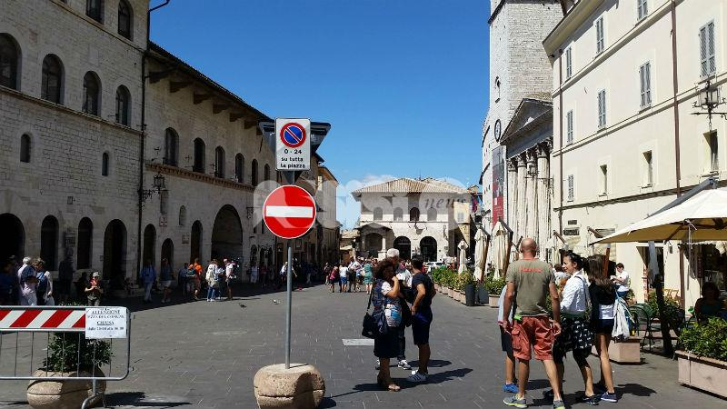 """Traffico, Leonardo Paoletti: """"Scelte sbagliate, Assisi a rischio svuotamento"""""""