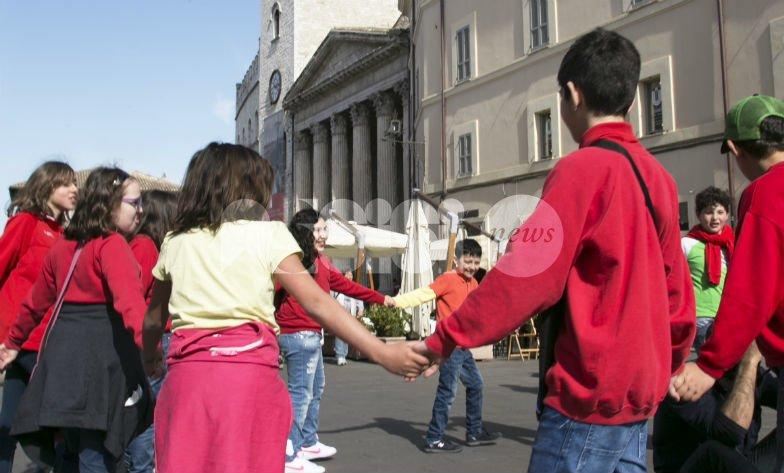 Tutti a scuola 2016, le scuole di Assisi, Bastia, Bettona, Cannara e Torgiano protagoniste a Sondrio