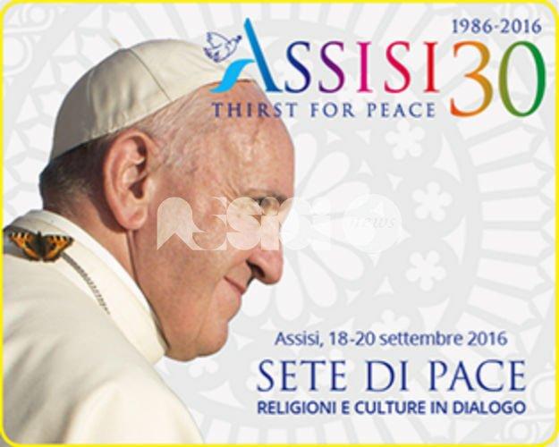 Assisi 2016 - Sete di Pace: 500 leader religiosi, 6 premi Nobel e 25 rifugiati