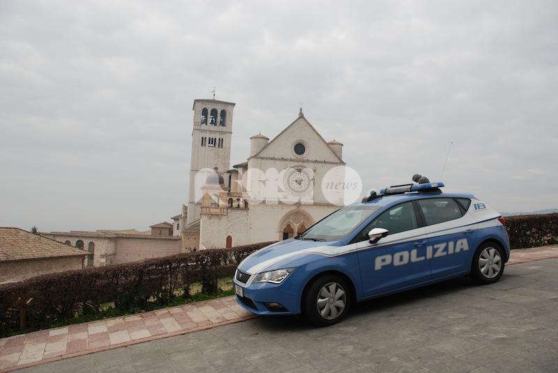 Due turisti dispersi ad Assisi: salvati dalla Polizia di Stato