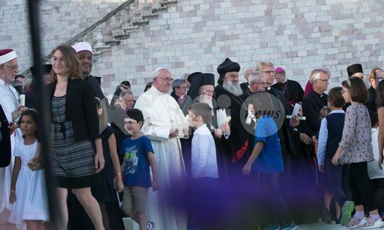 Sete di Pace, Frati Assisi: grazie a chi ha permesso riuscita evento