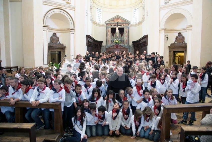 Assisi Pax Mundi 2016, a San Rufino si esibiscono i giovanissimi