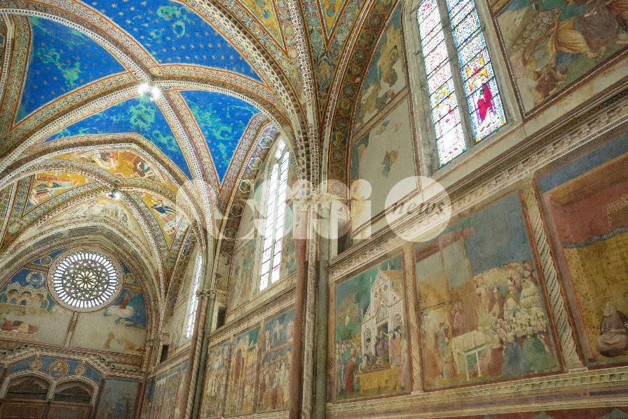 Reputazione social, bene l'Umbria e la Basilica di San Francesco di Assisi