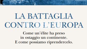 La battaglia contro l'Europa di Guido Iodice presentato ad Assisi