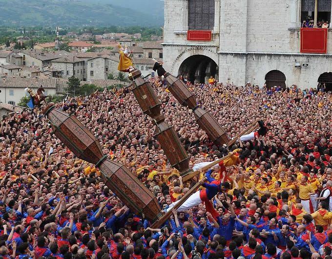 Giornate del Patrimonio Unesco 2016 in Umbria: Marmore e Ceri in attesa