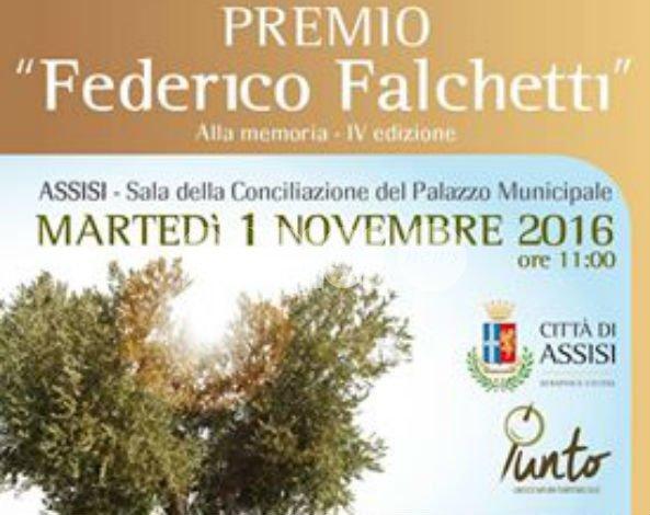 Unto 2016, torna ad Assisi il premio dedicato a Federico Falchetti