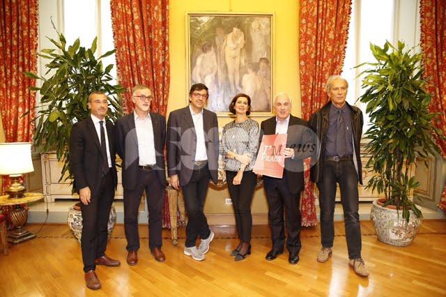PerugiAssisi, gli organizzatori incontrano Laura Boldrini