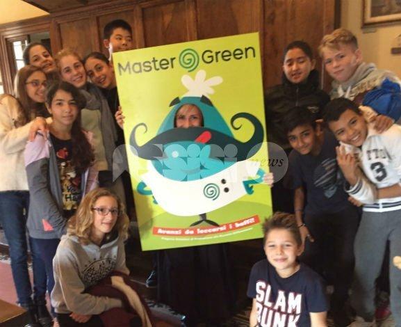 Master Green, il progetto Gesenu presentato alle scuole di Bettona