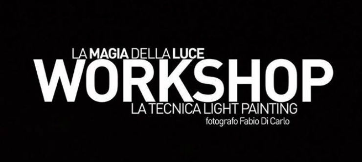 Tecnica fotografica light Painting, a novembre un corso ad Assisi