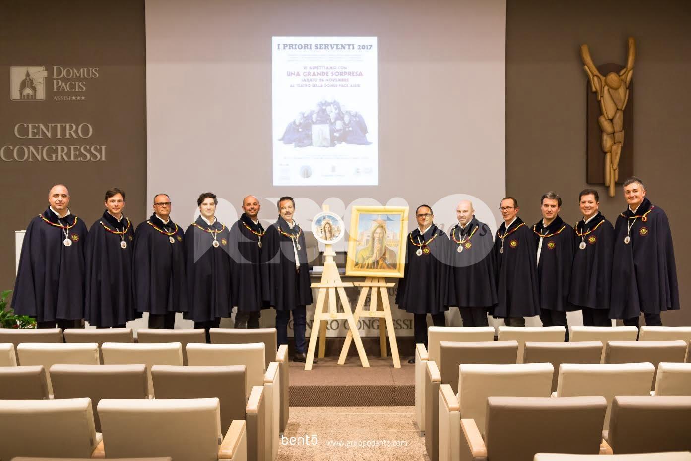 Il Piatto di Sant'Antonio 2017 tra sacro e profano con le reliquie e Varenne